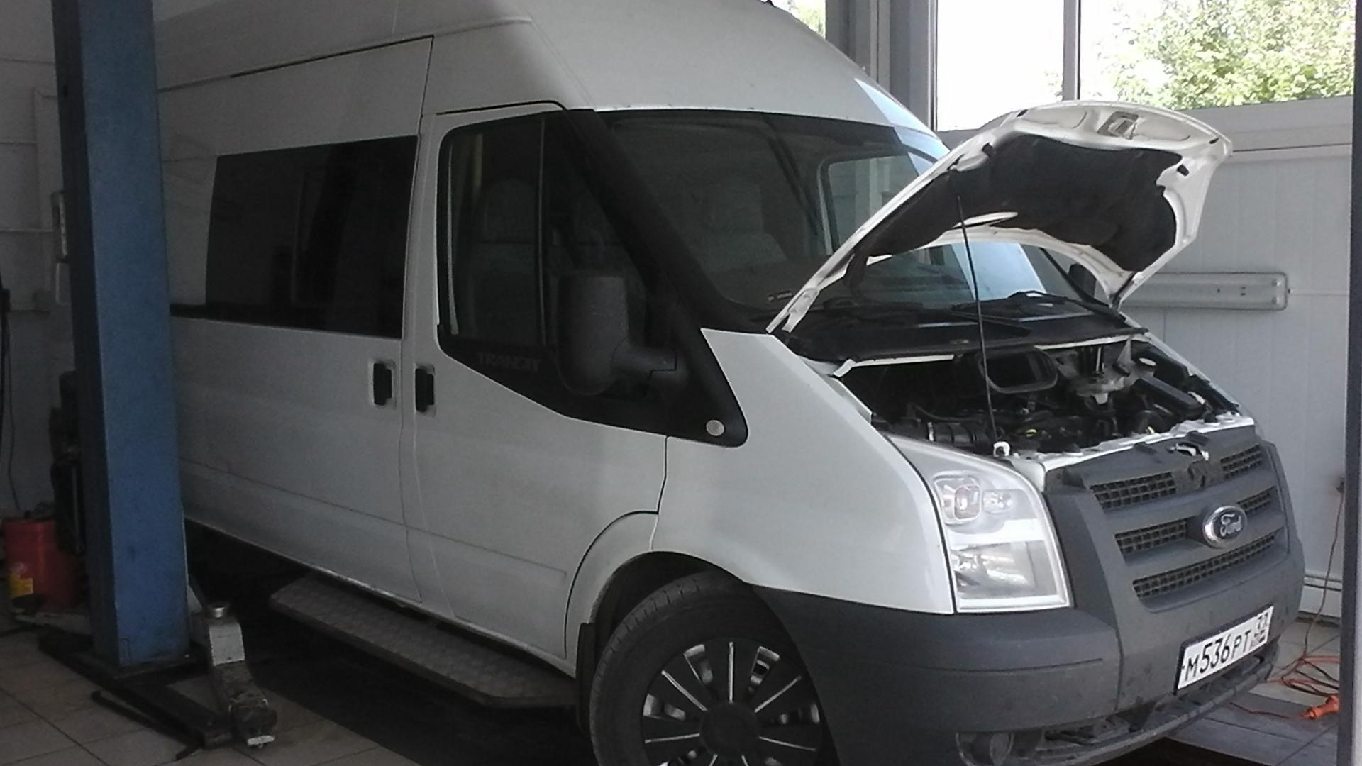 Ford transit ремонт своими руками